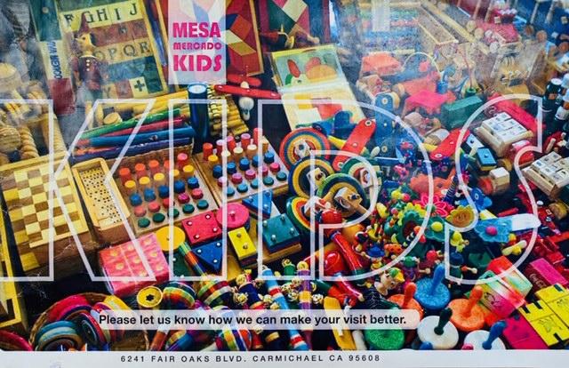 Mesa Mercado Kids